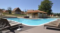 Vakantiehuis huren frankrijk bosrijk arrangement - Zwembad arrangement ...